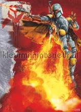 star wars boba fett photomural Komar Disney Edition 3 4-440