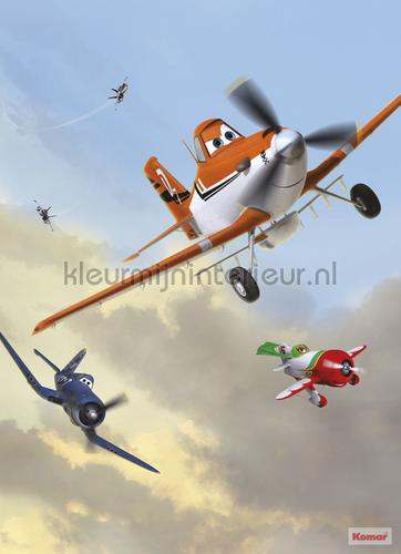 planes dusty and friends photomural 4-452 Disney Edition 3 Komar