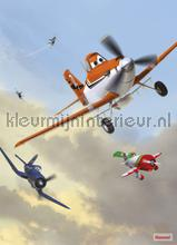 planes dusty and friends fotobehang Komar Disney Edition 3 4-452