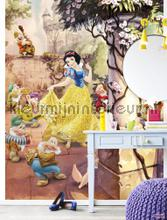 dancing snow white fotobehang Komar Disney Edition 3 4-494