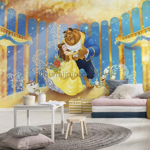 beauty and the beast photomural 8-4022 Disney Edition 3 Komar