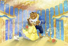 beauty and the beast fotobehang Komar Disney Edition 3 8-4022