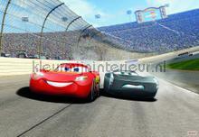 cars 3 curve fotomurais Komar Disney Edition 3 8-403