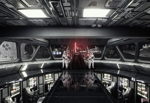 star wars destroyer deck fotomurais 8-445 Disney Edition 3 Komar