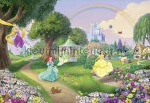disney princess rainbow fotobehang Komar Disney Edition 3 8-449