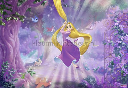 rapunzel photomural 8-451 Disney Edition 3 Komar
