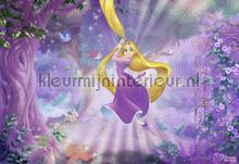 Rapunzel fotomurais Komar selva