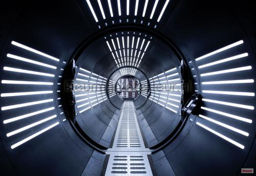 star wars tunnel fotobehang 8-455 Disney Edition 3 Komar