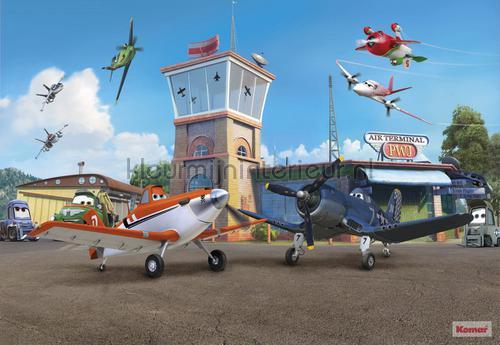 planes terminal fotomurais 8-469 Disney Edition 3 Komar