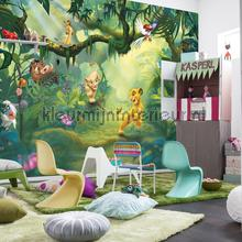 lion king jungle fotobehang 8-475 Disney Edition 3 Komar