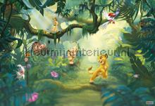 lion king jungle fotobehang Komar Disney Edition 3 8-475