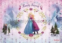frozen family forever photomural 8-479 Disney Edition 3 Komar