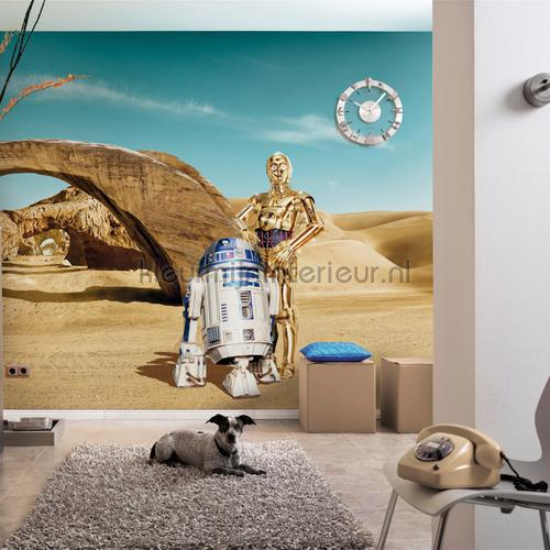 star wars lost droids photomural 8-484 Disney Edition 3 Komar