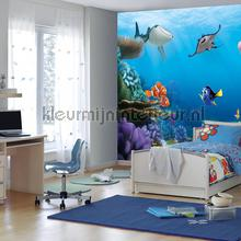 papier murales Marine - Monde sous-marin
