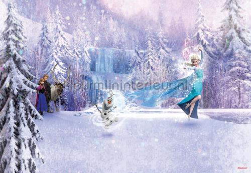 frozen forest photomural 8-499 Disney Edition 3 Komar