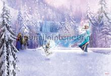frozen forest fotobehang Komar Disney Edition 3 8-499