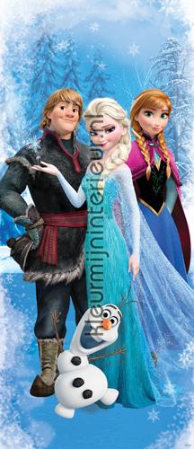Frozen Anna Elsa Kristoff Photomural Disney Frozen
