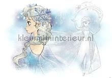 Elsa from Frozen fotobehang Kleurmijninterieur alle afbeeldingen