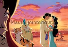 Alladin fotobehang Kleurmijninterieur Disney---Pixar