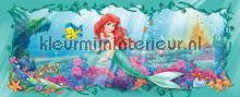 Ariel mermaid fotobehang Kleurmijninterieur Disney---Pixar