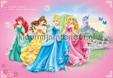 51976 fotobehang Kleurmijninterieur Disney---Pixar