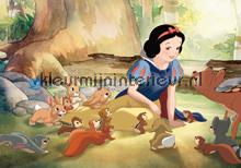 51985 fotobehang Kleurmijninterieur Disney---Pixar