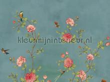 rose garden fotomurales BN Wallcoverings Fiore 200456