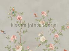 Rose garden photomural BN Wallcoverings all images