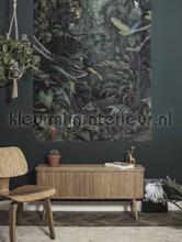 Tropical landscapes fottobehaang Kek Amsterdam _intrieur