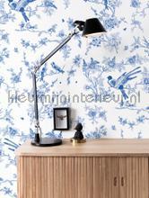 Birds and blossom fottobehaang Kek Amsterdam _intrieur