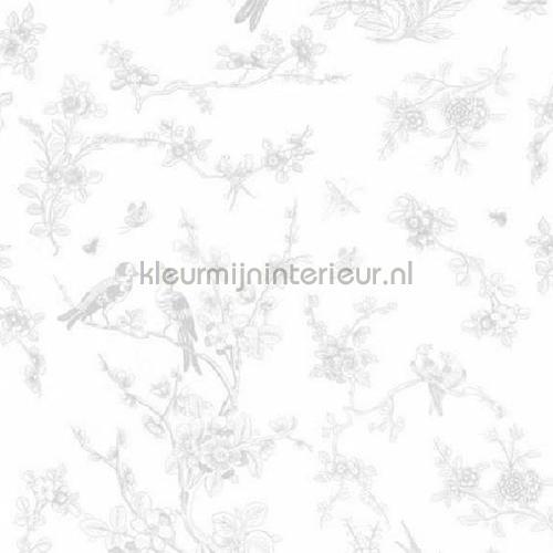 birds and blossom photomural wp-379 animals Kek Amsterdam