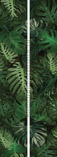 monstera photomural wp-500 Flowers - Plants Kek Amsterdam