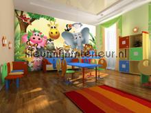 Animals fotomurales 693-VE M Girls Kleurmijninterieur