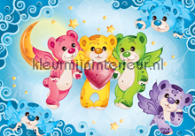 Rainbow bears fototapet Kleurmijninterieur All-images
