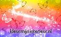 Rainbow butterflies figli