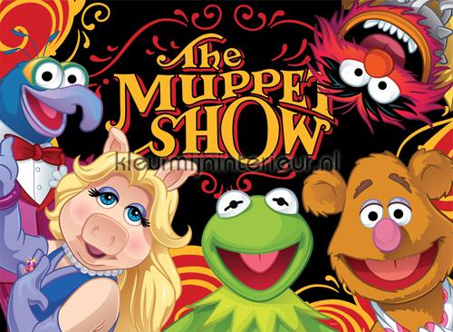 The muppet show fotomurales 4-014-VE M Girls Kleurmijninterieur