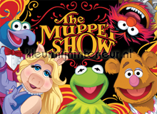 The muppet show fototapet Kleurmijninterieur All-images