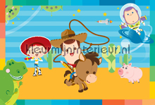 Toy Story baby photomural Kleurmijninterieur Girls