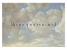 Golden Age Clouds 2 fotomurais Kek Amsterdam PiP studio wallpaper