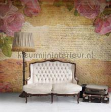 Old Romance fotobehang Rebel Walls Klassiek
