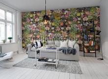 Meadow Colour fotobehang Rebel Walls Bloemen Planten
