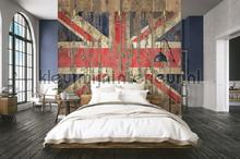 Union jack fotomurales Noordwand PiP studio wallpaper