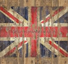 Union jack fotobehang Noordwand York Wallcoverings