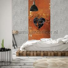 Heart fotomurales Noordwand PiP studio wallpaper