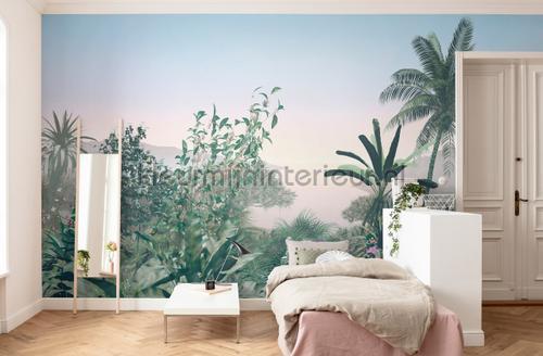 matin papier murales hx10-001 Forêts Komar