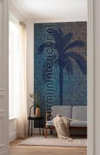 Silhouette papier murales Komar PiP studio wallpaper