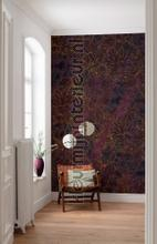 Lotus fotobehang Komar York Wallcoverings