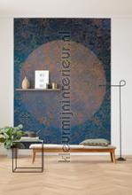 La lune fotobehang Komar York Wallcoverings