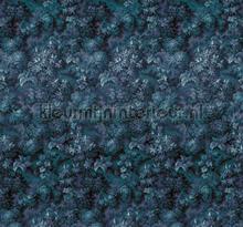 Botanique bleu photomural Komar all images