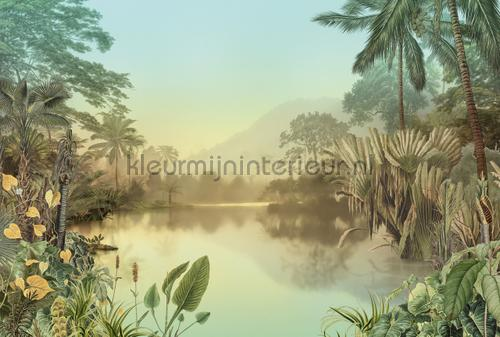 lac tropical photomural hx8-049 Heritage Edition 1 Komar